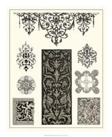 "Baroque Details III by Vision Studio - 18"" x 22"", FulcrumGallery.com brand"