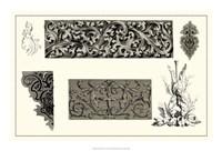 "Baroque Details V by Vision Studio - 22"" x 15"""