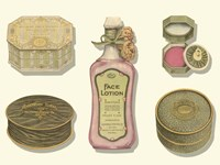 Vintage Boudoir III - various sizes