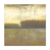 "Citron Lake I by Jennifer Wyatt Jr - 24"" x 24"" - $64.99"