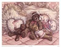 "Nap Time by Janet Kruskamp - 17"" x 13"""