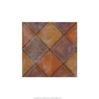 "World Bazaar VII by Norman Wyatt Jr. - 18"" x 18"""