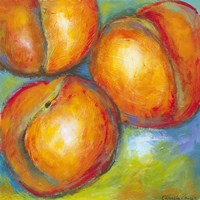 Abstract Fruits II Fine Art Print