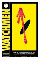 The Watchmen - style N Wall Poster