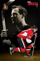 Ottawa Senators - Jason Spezza - 08 Wall Poster