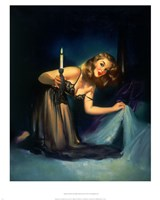 The Midnight Guest 1950 Fine Art Print