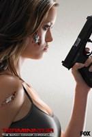 "Terminator: The Sarah Connor Chronicles - style BD - 11"" x 17"""