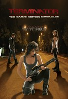 "Terminator: The Sarah Connor Chronicles - style S - 11"" x 17"" - $15.49"