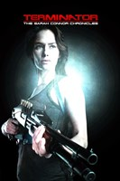 Terminator: The Sarah Connor Chronicles - style AM Wall Poster