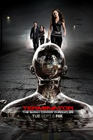 Terminator: The Sarah Connor Chronicles - style BI Wall Poster