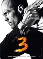 """Transporter 3 - French - style A - 11"""" x 17"""""""