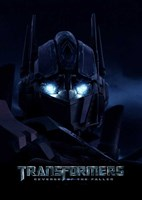 Transformers 2: Revenge of the Fallen - style B Fine Art Print