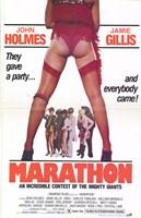 Marathon, c.1982 Wall Poster