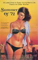 "Summer of '72, 1982, 1982 - 11"" x 17"""