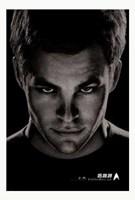 Star Trek XI - James T. Kirk - style E Wall Poster