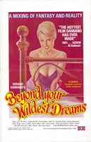 """Beyond Your Wildest Dreams, 1981, 1981 - 11"""" x 17"""""""