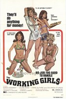 Working Girls, c.1975 Framed Print