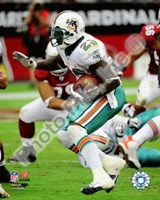 """Ronnie Brown 2008 Action - 8"""" x 10"""""""