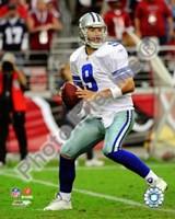 """Tony Romo 2008 on the field - 8"""" x 10"""""""