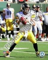 "Ben Roethlisberger 2008 Action - 8"" x 10"""