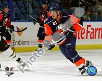 Kyle Okposo 2008-09 Home Action Fine Art Print