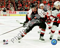 Jeff Carter 2008-09 Home Action Fine Art Print