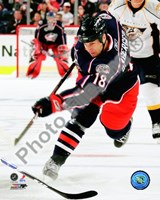 R.J. Umberger 2008-09 Home Action Fine Art Print