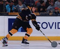 """Milan Lucic 2008-09 Home Action - 10"""" x 8"""", FulcrumGallery.com brand"""