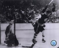Bobby Orr 1970 Action Framed Print