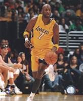 "Lamar Odom 2008-09 Action - 8"" x 10"", FulcrumGallery.com brand"
