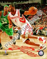 Tracy McGrady 2008-09 Action Fine Art Print