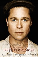 The Curious Case of Benjamin Button, c.2008 - style B Wall Poster