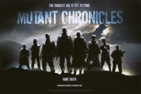 """The Mutant Chronicles style A, 2008, 2008 - 17"""" x 11"""""""