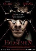 "The Horsemen [Italian] - style A, 2009, 2009 - 11"" x 17"", FulcrumGallery.com brand"
