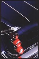Classics De Soto Tail Light 1959 Fine Art Print
