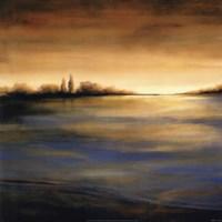 Stewart Lake at Dawn II Fine Art Print