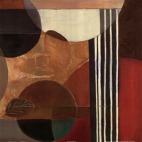 """Visionary IV by Patricia Pinto - 18"""" x 18"""""""