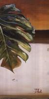 The Green Leaf II Fine Art Print