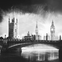 Victoria Tower Fine Art Print
