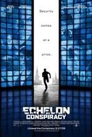 "Echelon Conspiracy (style A), 2009, 2009 - 11"" x 17"""