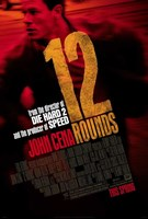 "12 Rounds - style A, 2009, 2009 - 11"" x 17"""