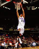 Kevin Martin 2008-09 Action Fine Art Print