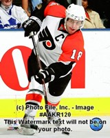"""Mike Richards 2008-09 Away Action - 8"""" x 10"""""""