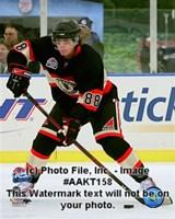 Patrick Kane 2008-09 NHL Winter Classic Action Fine Art Print