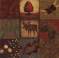 Teton Tapestry II Fine Art Print