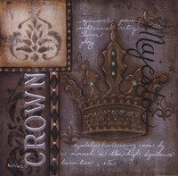 Crown Fine Art Print