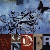 "Wonder by Stella Bradley - 12"" x 12"""