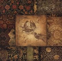 Avian Tapestry II Framed Print