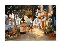 Garage Sale Fine Art Print