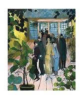 Impression of Paris Fine Art Print